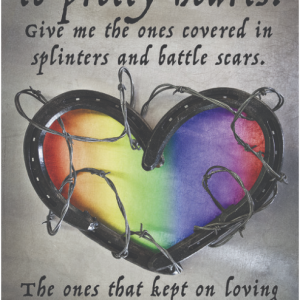 Splintered Heart Poster