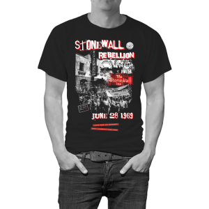 Stonewall+Rebellion+Tee